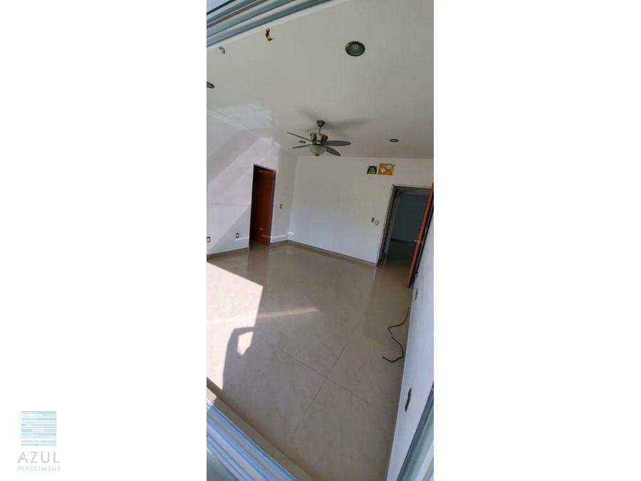 hermosa casa a estrenar en villa magna cancun