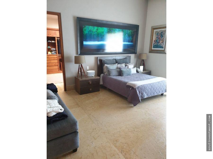lujosa residencia en puerto cancun