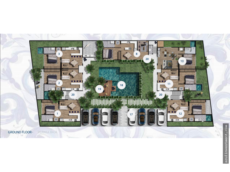exclusivo departmento en venta tulum region 15
