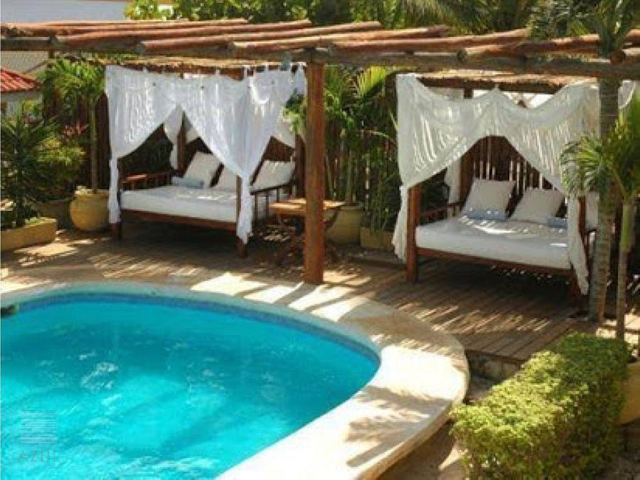 hotel 5 estrellas en tulum beach front