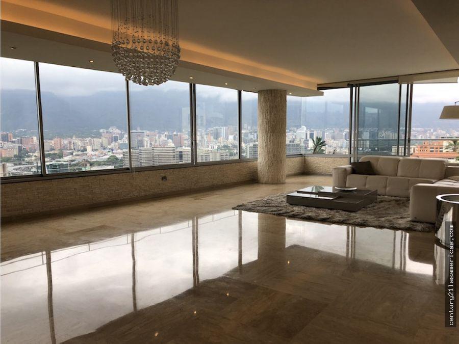 apartamento con espectacular vista en lomas de las mercedes