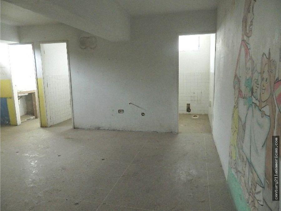 piso de uso industrial en boleita sur