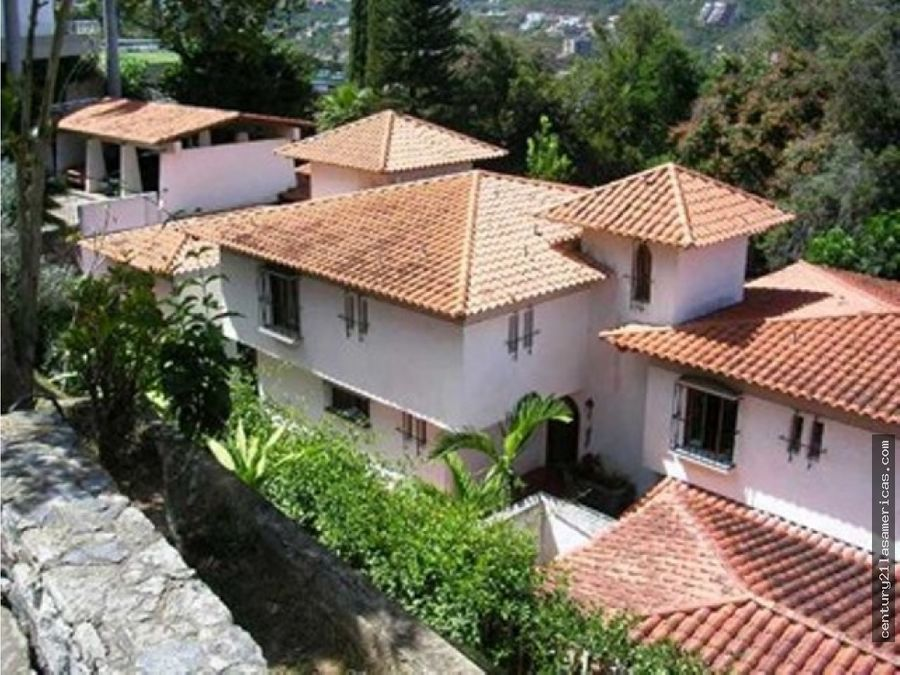 casa en cerro verde