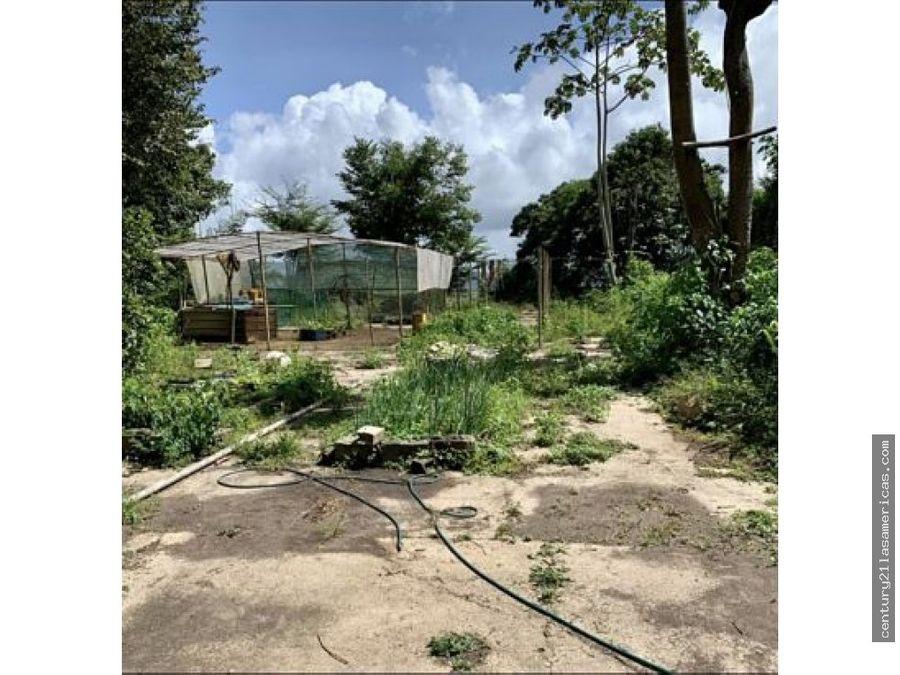 venta de terreno uso residencial con proyecto