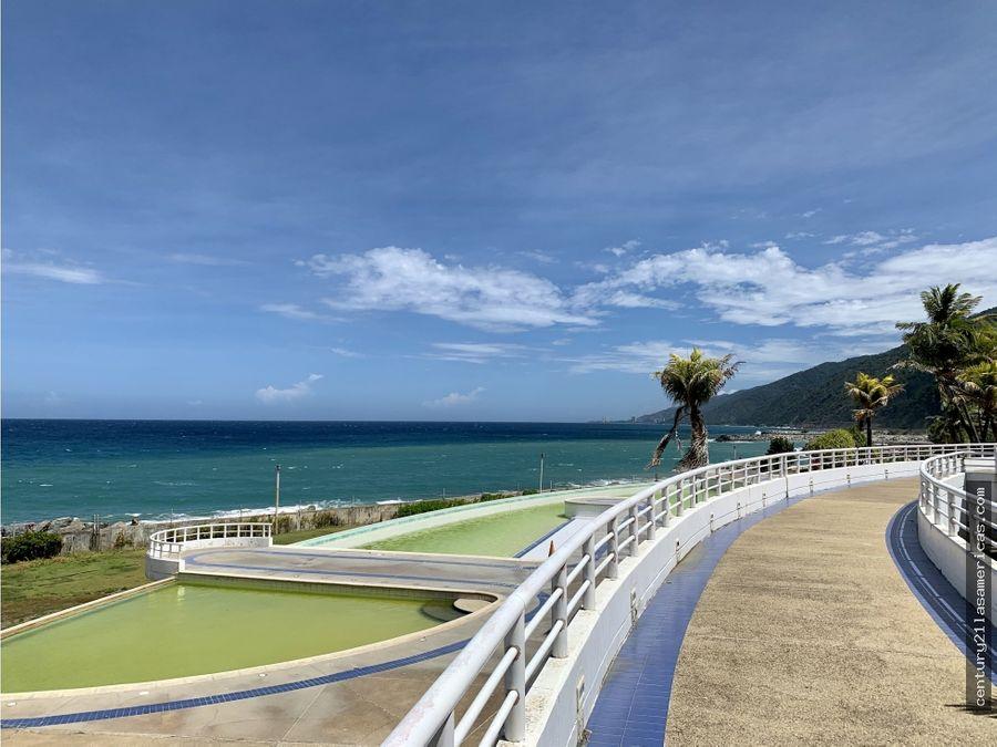 espectacular apartamento con vista al mar