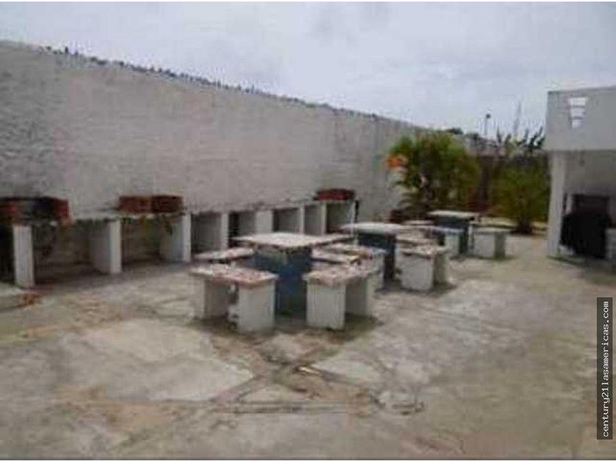 venta de oportunidad posada en tucacas de 930 m2