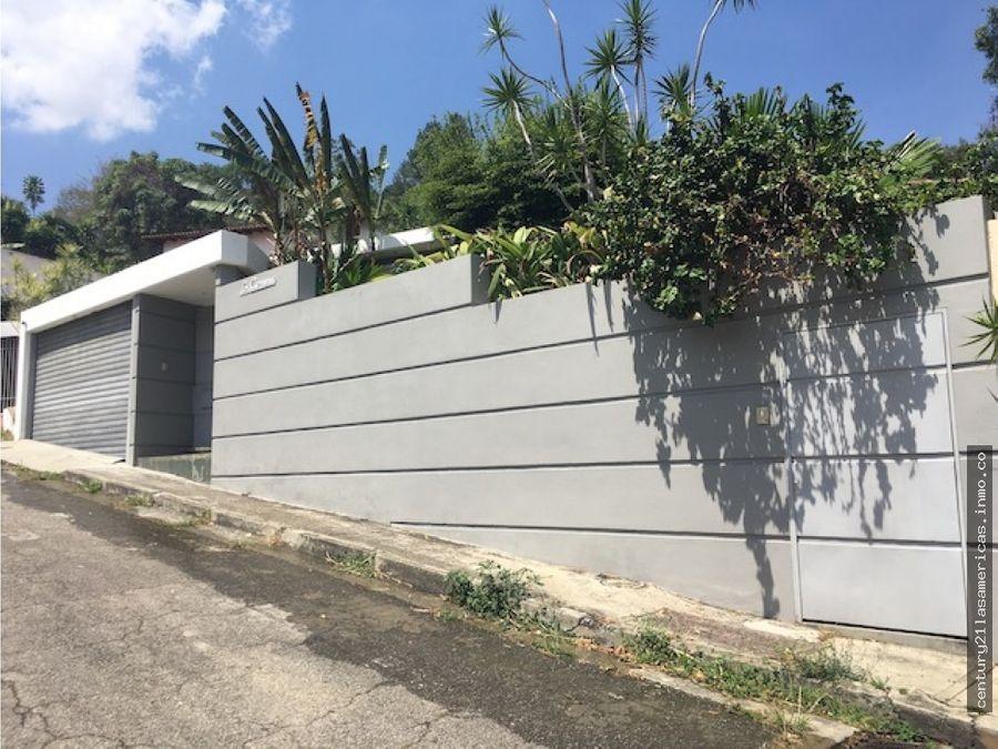 casa totalmente remodelada en prados del este 520m2 4hs 6s 4p