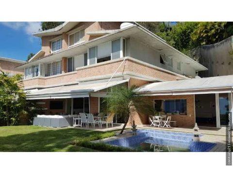 espectacular casa en los naranjos con vista 3hs 4hs 4p