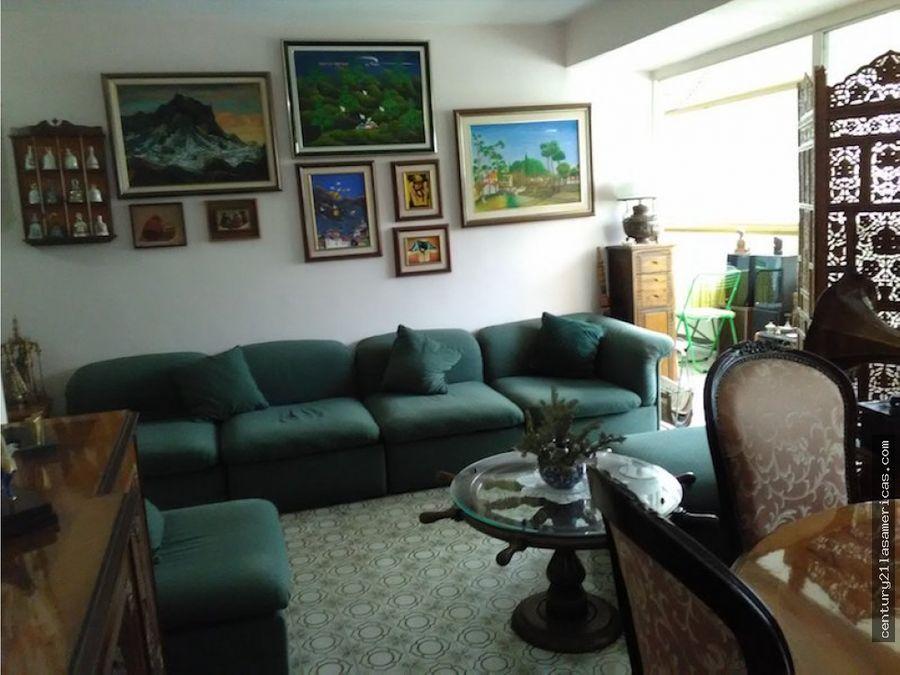 venta de apartamento en caracas colinas de la california