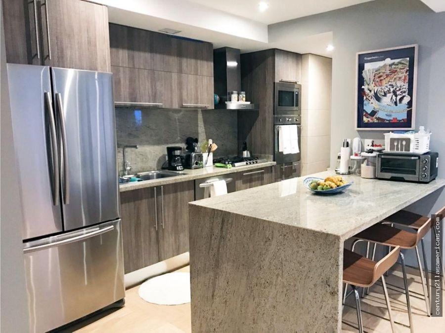 en venta apartamento premier esmeralda 94m2 2h2b2e
