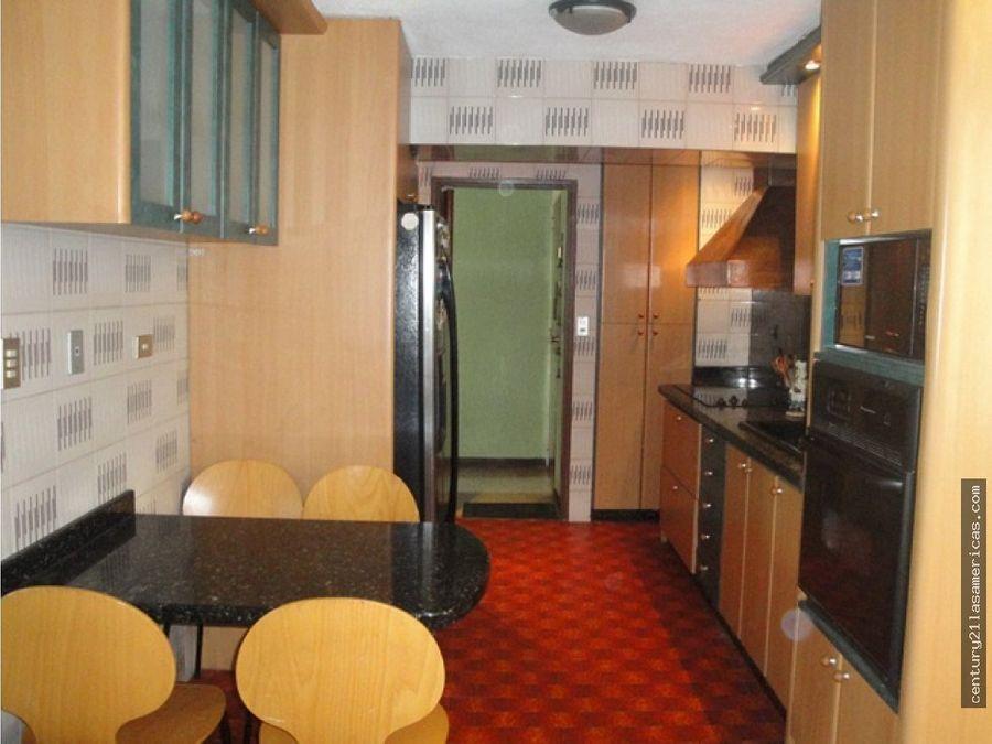 apartamento de 124 m2 en el cafetal