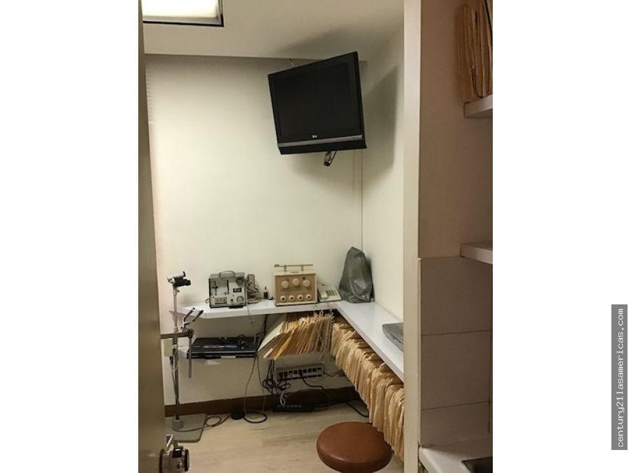 magnifico consultorio medico