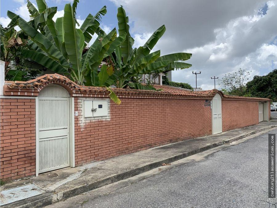 clasica casa en venta urb el marques