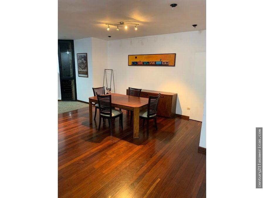 en venta apartamento en el pedregal 215m3 3hs 3bs 2e