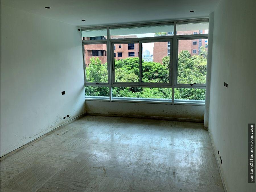 en venta apartamento de 415m2 listo para mudarse en campo alegre
