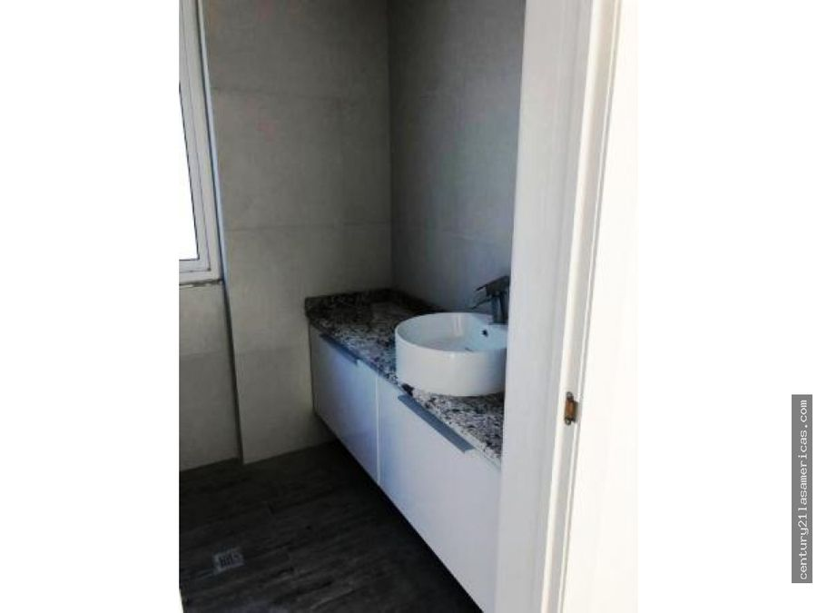 apartamento a estrenar en escampadero
