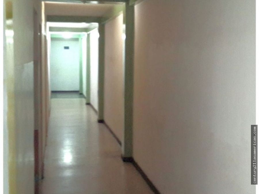 centrico edificio hotel en santa rosalia