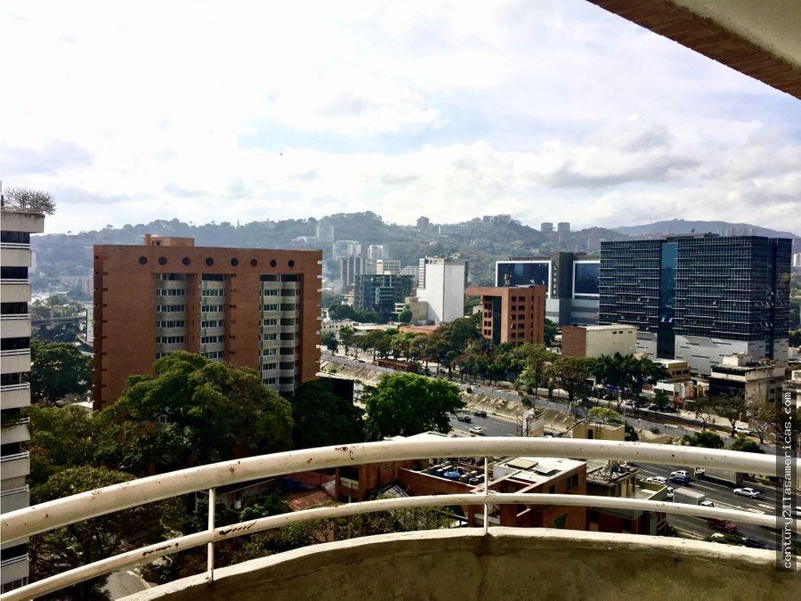 el rosal comodo ph duplex con imponente vista a la ciudad