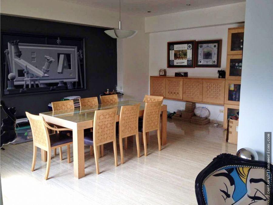 espectacular apartamento en sebucan 354m2 5hs 5bs 5p