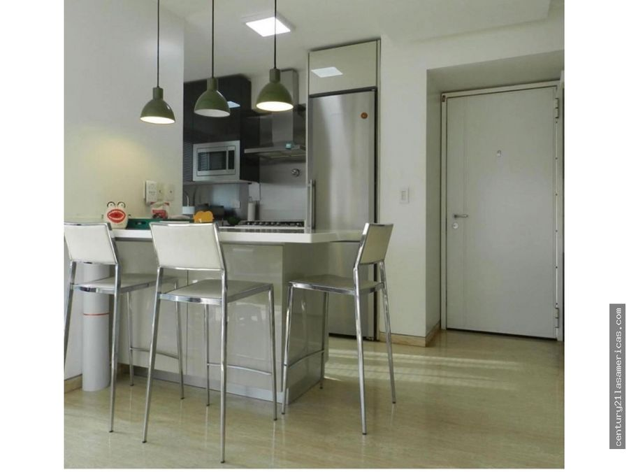 apartamento tipo estudio en campo alegre 60m2 1h 2b 2p