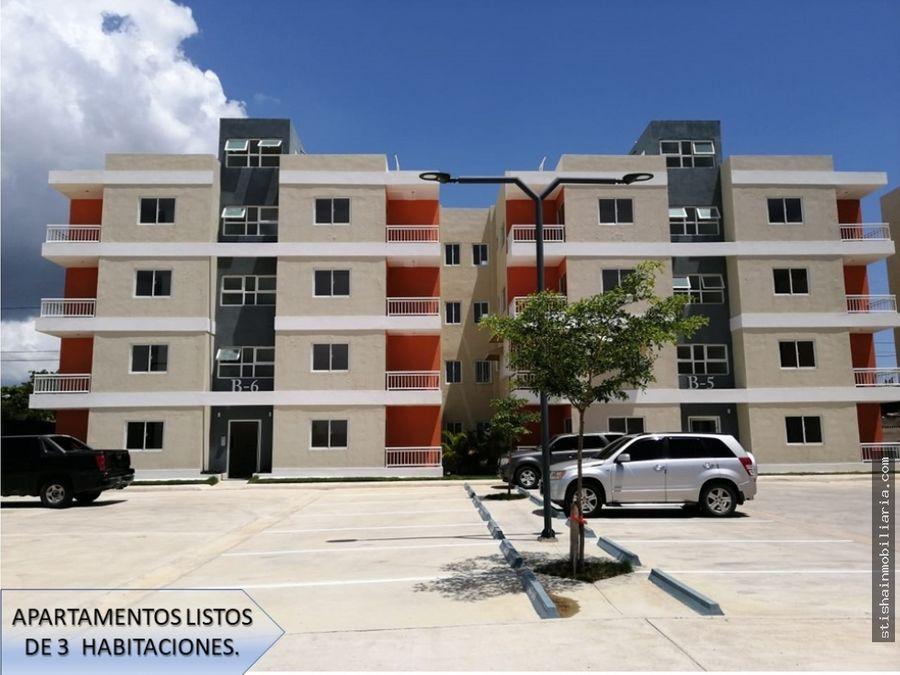 apartamentos con bono vivienda