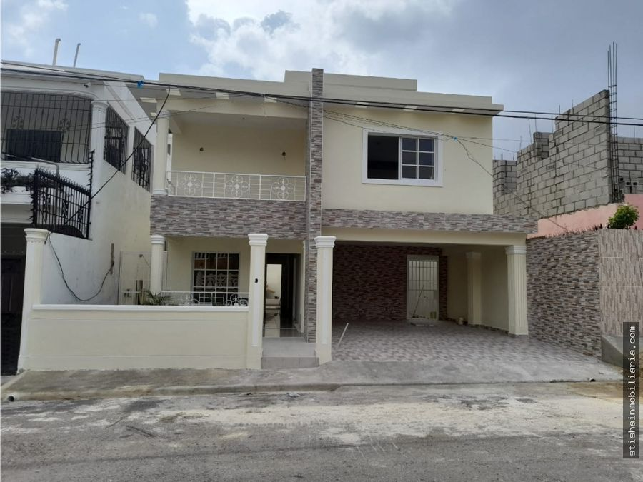 casa residencial en san isidro