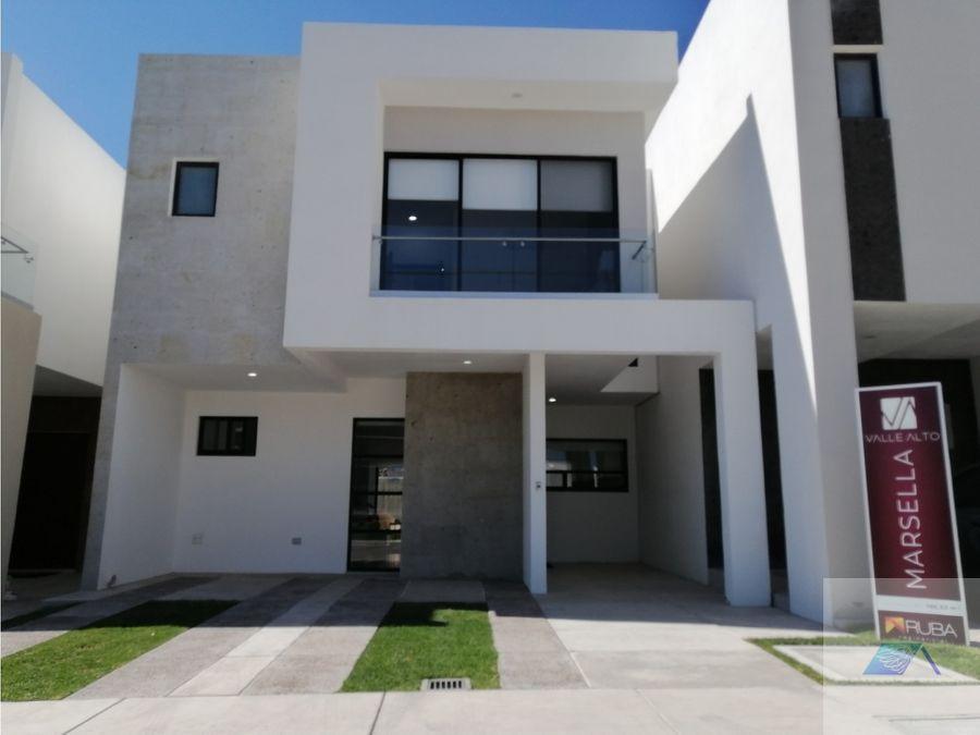 casa en venta en juriquilla queretaro gaa