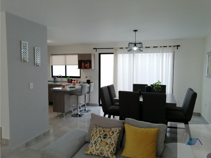 casa en venta en zakia el marques queretaro gtc