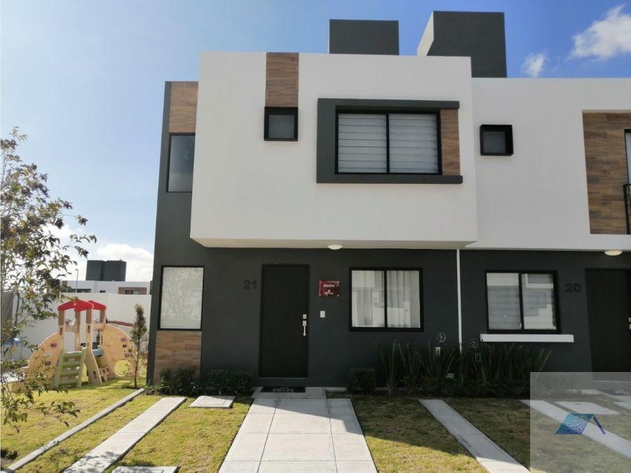 casa en venta en zakia el marques queretaro grj