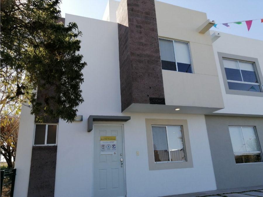 casa en venta en ciudad marques en queretaro grj