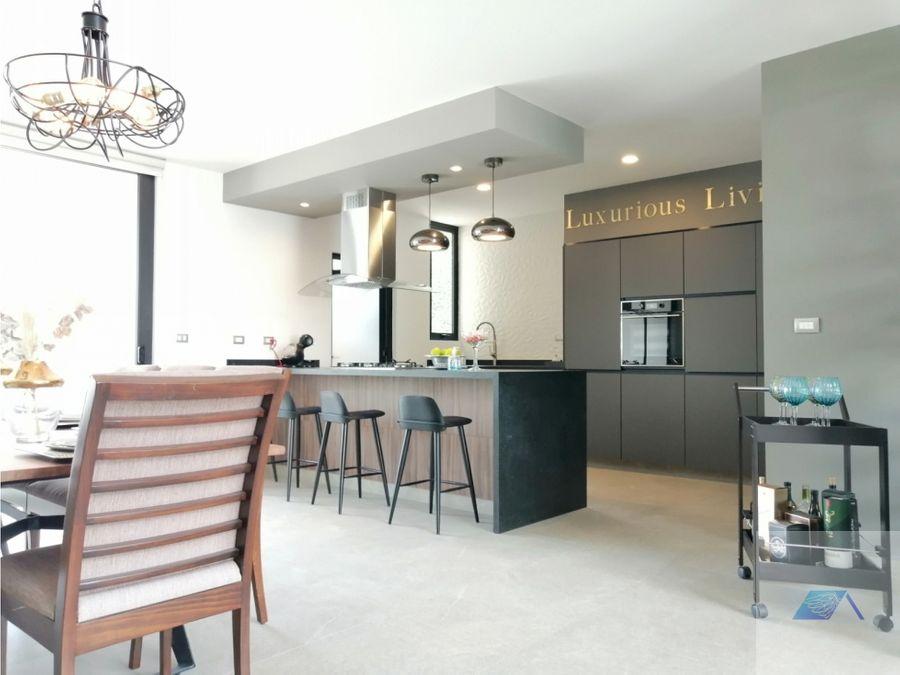 penthouse en venta con roof garden en zibata el marques queretaro gaa