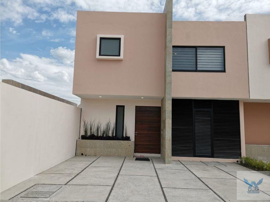 casa en venta en altos del marques queretaro