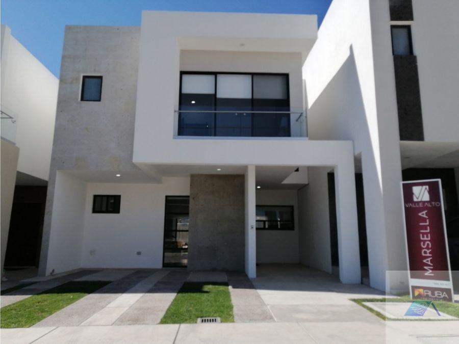 casa en venta en juriquilla queretaro grj