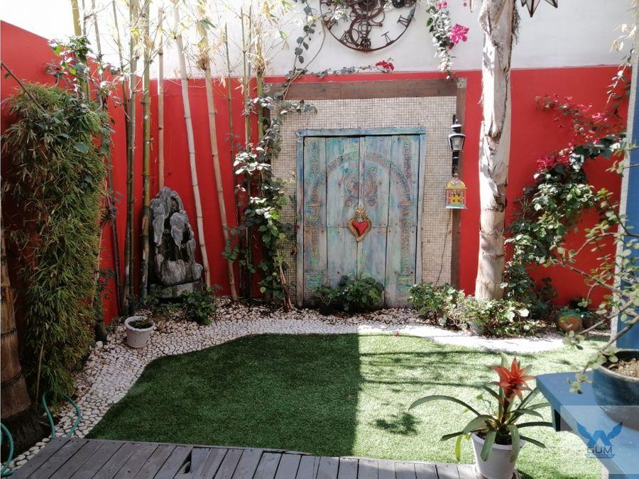 casa en venta con roof garden en juriquilla queretaro gaa