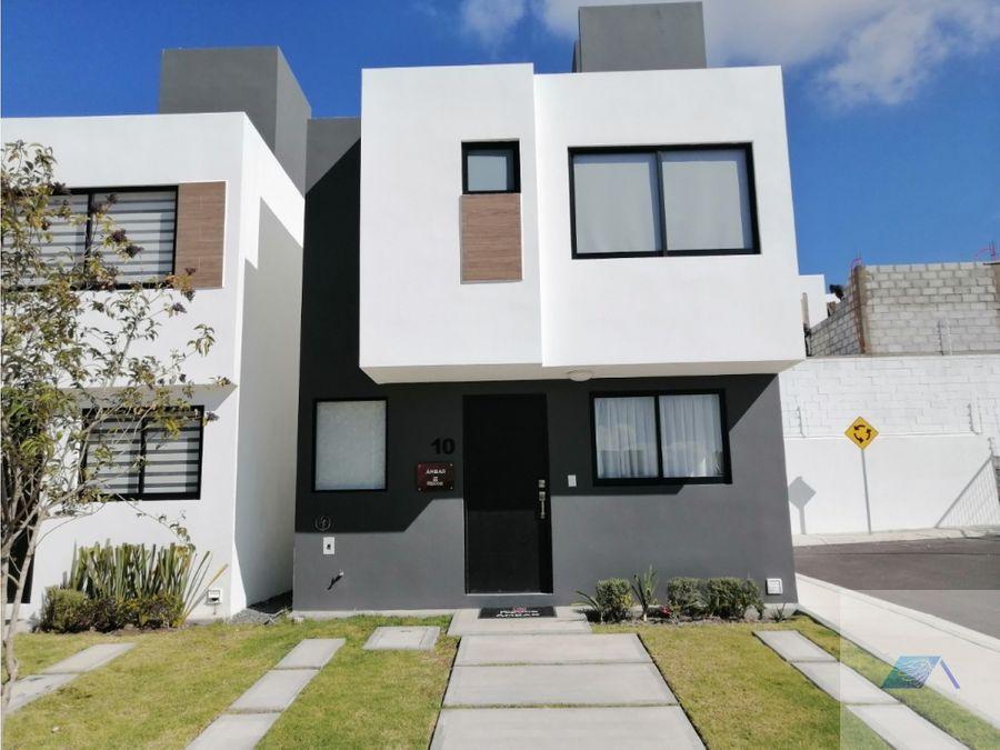 casa en venta zakia el marques queretaro grj