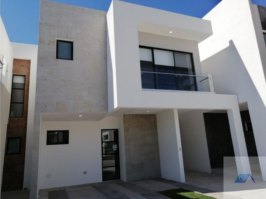 casa en venta en juriquilla queretaro gcm