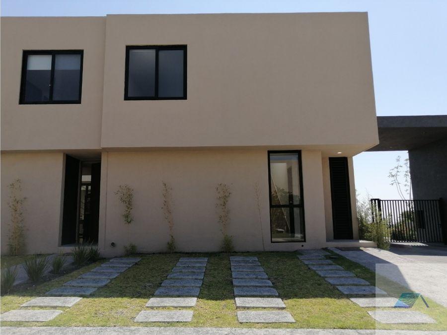 casa en venta en juriquilla queretaro gvm