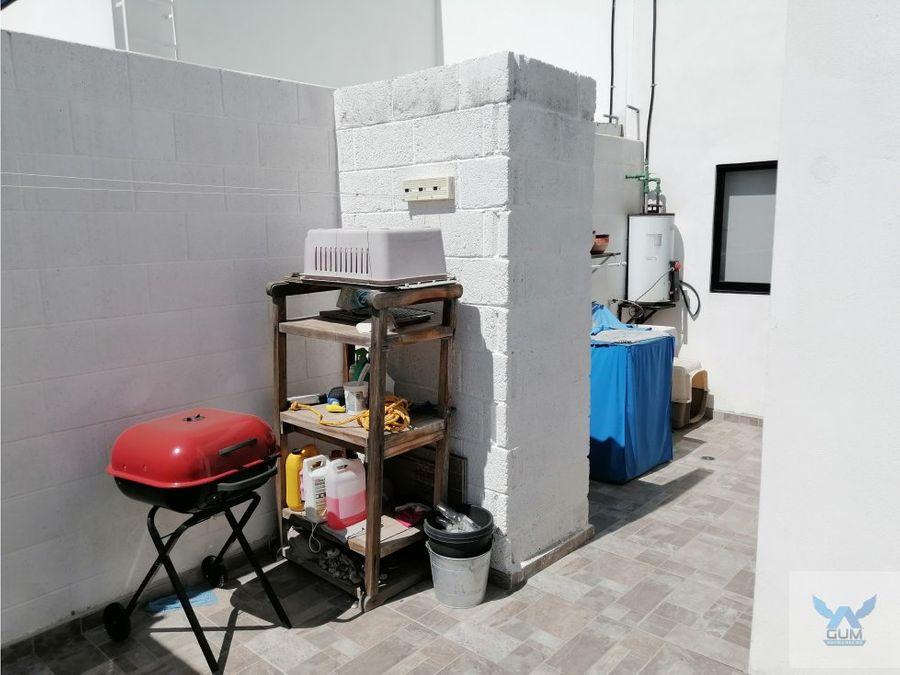 casa en renta amueblada o sin muebles en zakia el marques queretaro