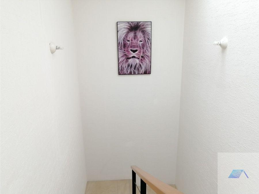 casa en renta amueblada en el refugio el marques queretaro gaa