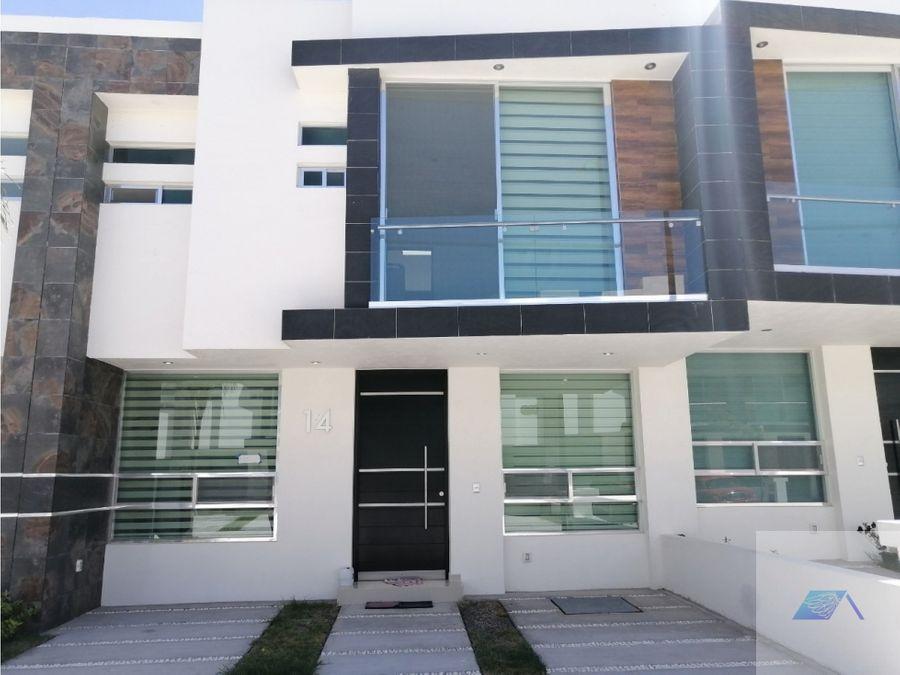 casa en venta zakia el marques grj