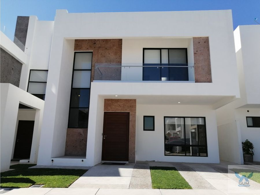 casa en venta en juriquilla queretaro