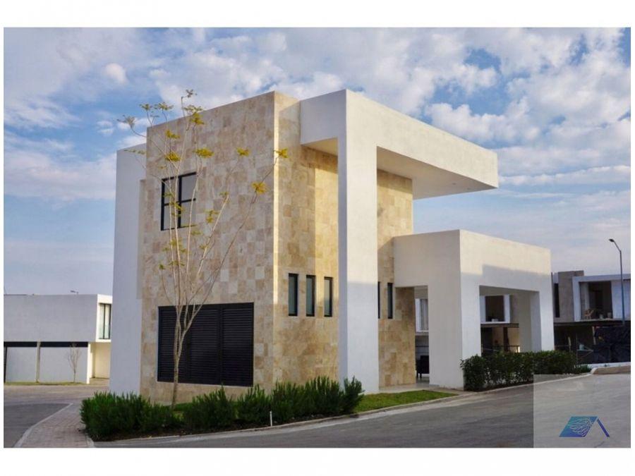 casa en venta en el refugio el marques queretaro grj