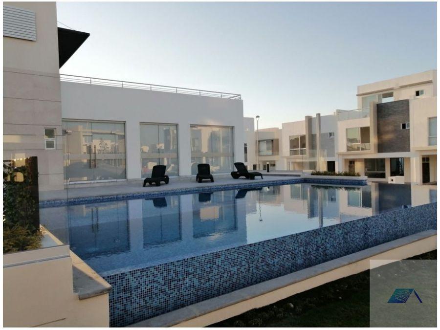 casa en venta con roof garden en zakia el marques queretaro grh