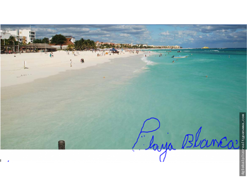 panama oceano pacifico playa club golf decameron royal