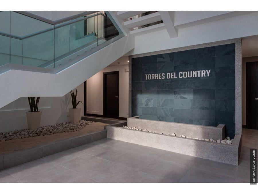 venta apartamento en torres del country escazu
