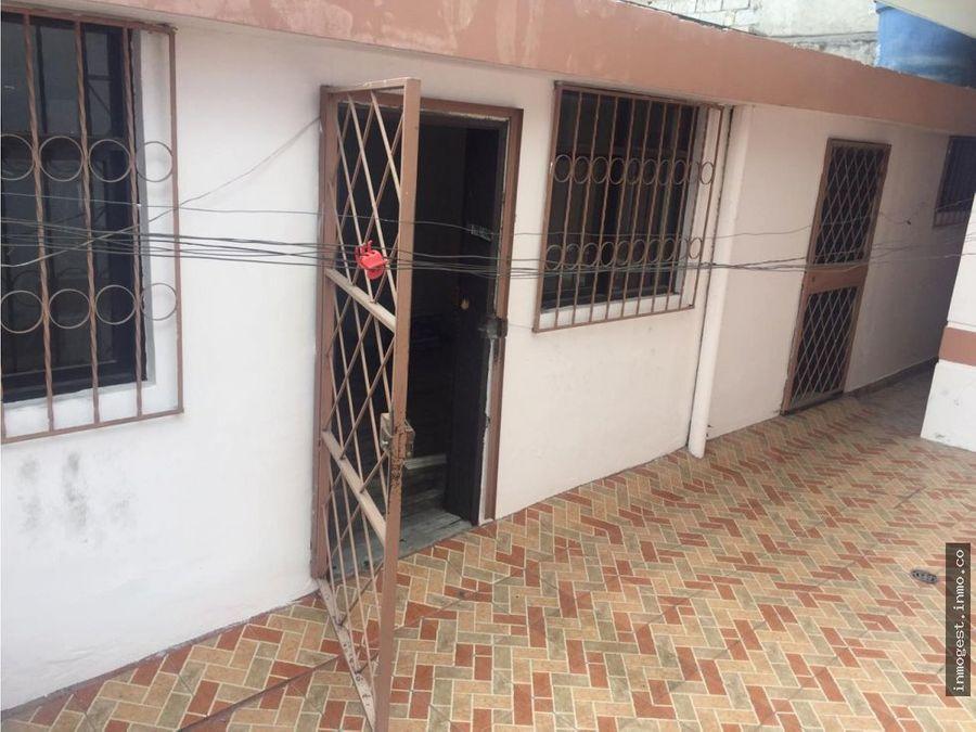 la kennedy quito casa con 3 departamentos inversion 260000
