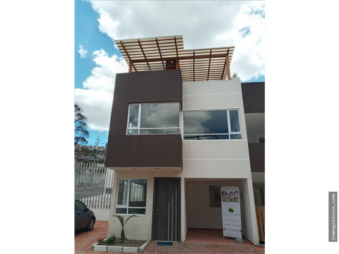 carcelen casa nueva de lujo excelente calidad patio y domotica