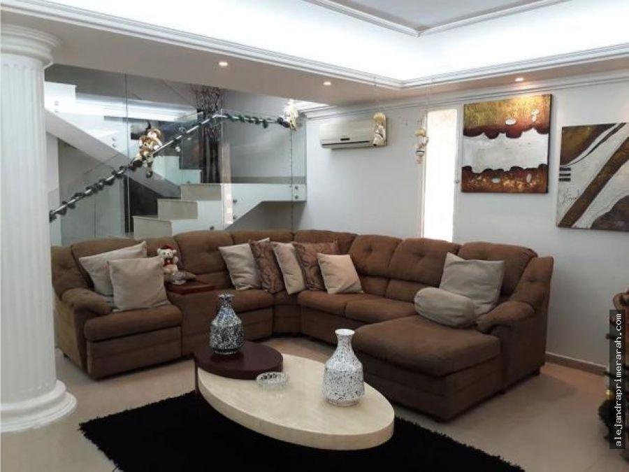 casa en venta en monte bello maracaibo
