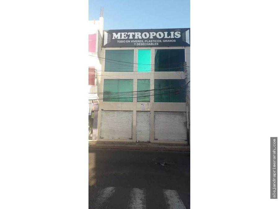local comercial en venta en centro de punto fijo