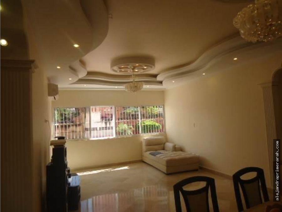 apartamento en venta en el parque barquisimeto
